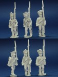 FRont Rank Mixed Russian Infantry