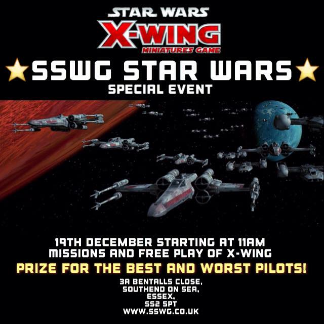 Star wars Special Event