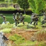 US airborne form up.