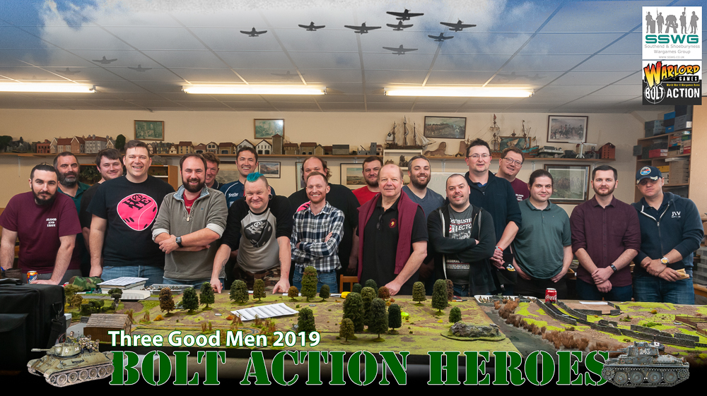 SSWG 2019 Bolt Action Tournament